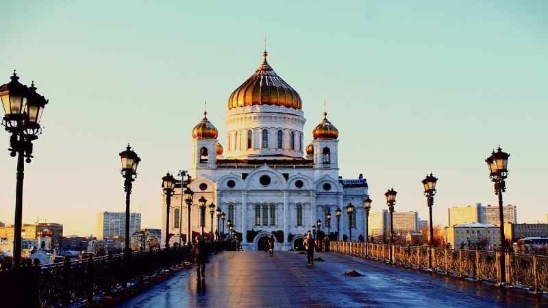 ТОП 20 экскурсии по Москве
