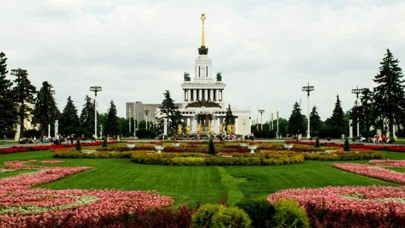 ВДНХ и Музей космонавтики