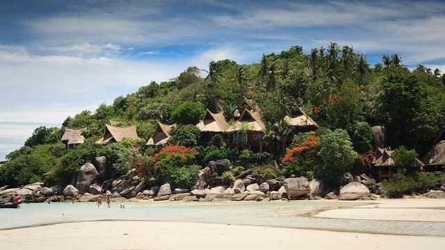 Пляжи Ко Та-Тиев