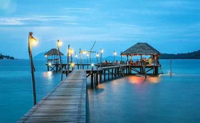 Лучшие пляжи Камбоджа