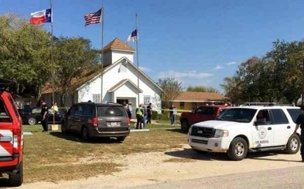 Теракт в США: 27 человек погибли при стрельбе в Техасе