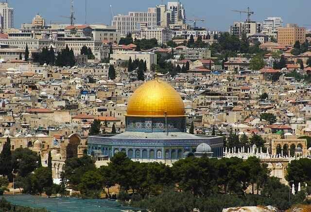 Туризм в Израиле вырос - спасибо России и Китаю
