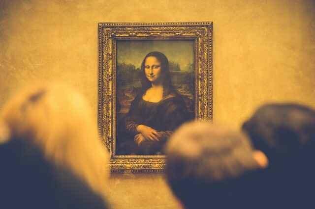 Мона Лиза Леонардо Давинчи