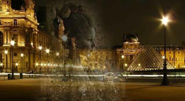 Призраки Лувра: Красный Человек и Белфегор