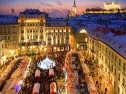 Новогодние туры в Вену