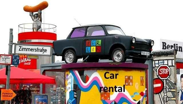 Аренда машины в Европе и России от сервисной службы Rentalcars