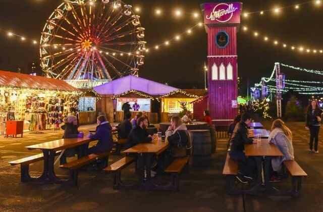 Пришло доброе зимнее время, когда лучшие рождественские рынки в Европе, манят своими огнями и красивыми прилавками