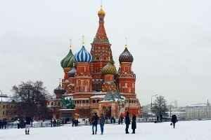 Зимние туры в Москву 2017