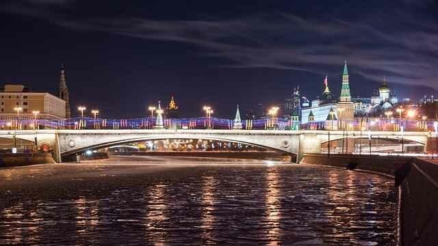 Зимние туры в Москву 2019: автобусные и пешеходные экскурсии