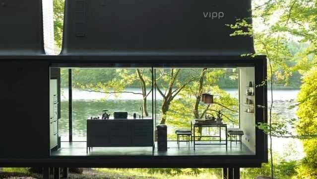 Собственный отель на природе на заказ делает шведская компания