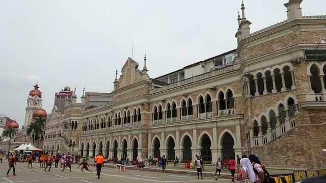 Отели Куала-Лумпур в столице Малайзии для русских туристов