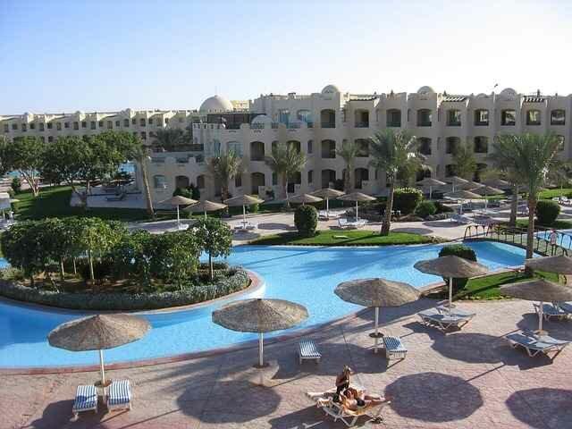 Пакетные туры в Египет на курорты Красного моря