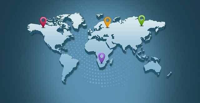Засекреченные места на планете и отсутствующие на картах мира