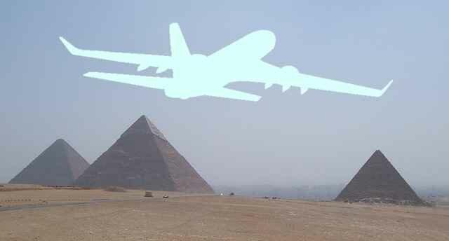 Прямые рейсы в Египет из Москвы