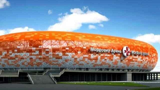 ЧМ по футболу Саранск