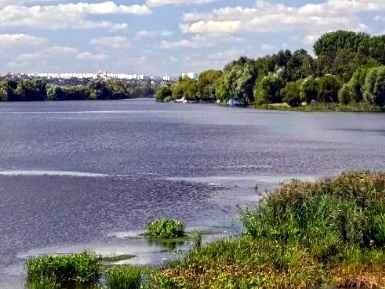 База отдыха с рыбалкой на Москве-реке