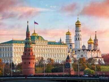 Лучшие экскурсии в Москве