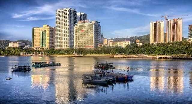 Остров Хайнань в Китайском море и отдых на Хайнане