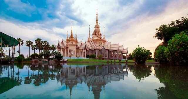 Таиланд экскурсии 2019