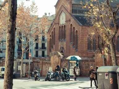 Экскурсии в Барселоне на русском