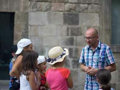 Экскурсии для детей в Барселоне