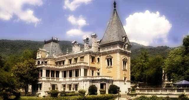 Дворец Массандры и виноделие в Крыму