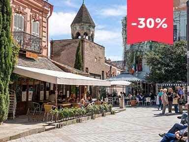 Тбилиси экскурсии