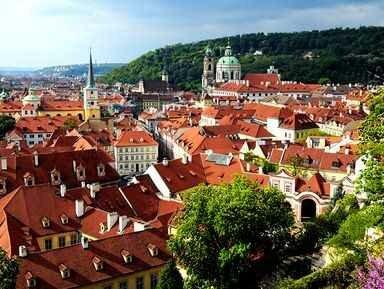 Экскурсии в Праге