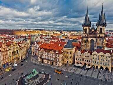 Прага туры