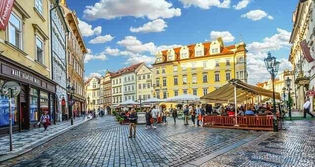 Экскурсии в Праге со скидками