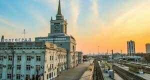 Расписание поездов Москва Волгоград