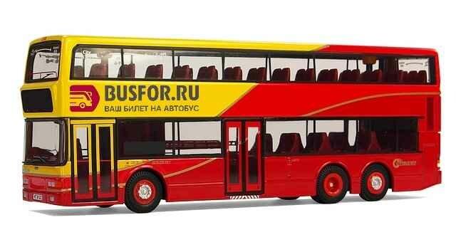 Билеты на автобусы по России от надежных перевозчиков
