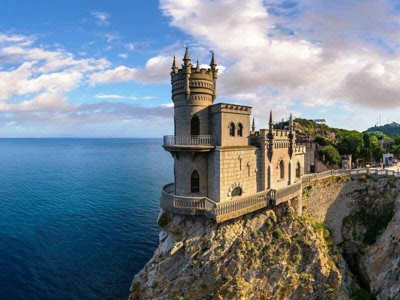 Алупка Крым