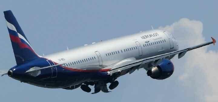 Распродажа авиабилетов по России
