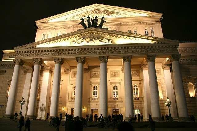 Большой театр в Москве — символ русской культуры