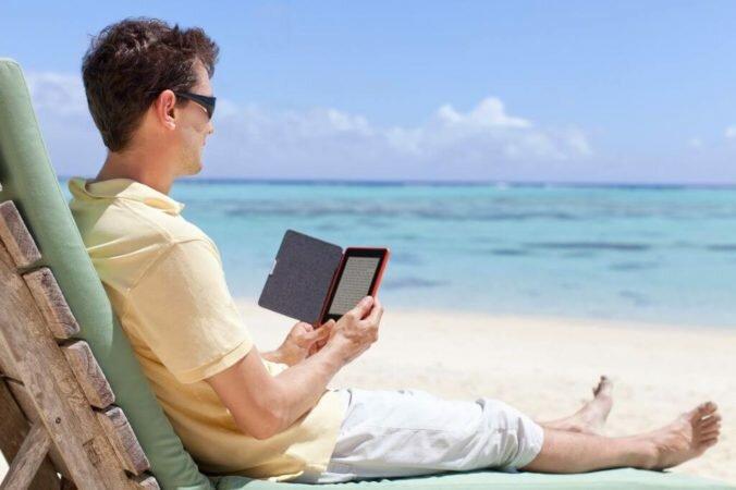 Лучшие электронные книги для отпуска