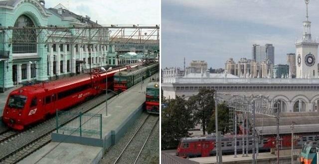 Расписание поездов Москва - Сочи 2020