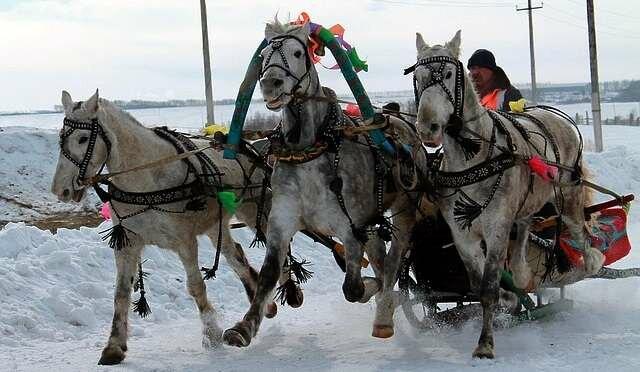 Зимние туры по России