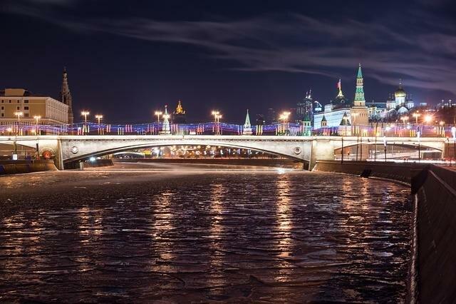 Новогодние туры по России — ТОП-5 направлений