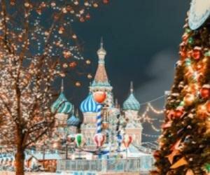 Новогодние туры в Москву 2018-2019