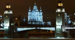 Новогодние туры в Петербург 2018-2019