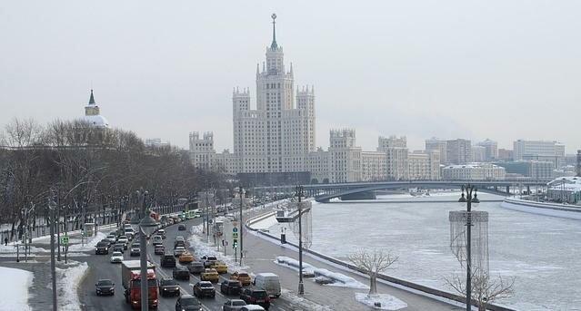 Какая будет погода на Новогодние празднике в Москве
