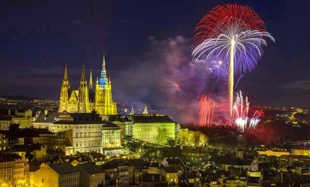 Горящие туры в Чехию на Новый год 2019