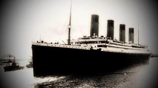 Почему утонул Титаник: новая версия Молони