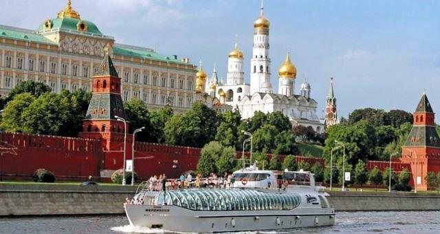 Как интересно отдохнуть в Москве в выходные