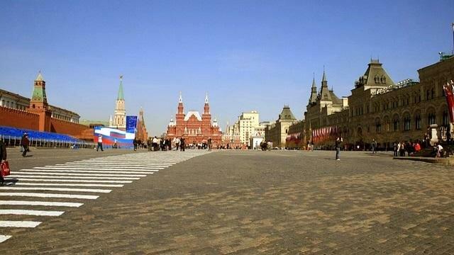 Экскурсии по Красной площади Москвы 2019