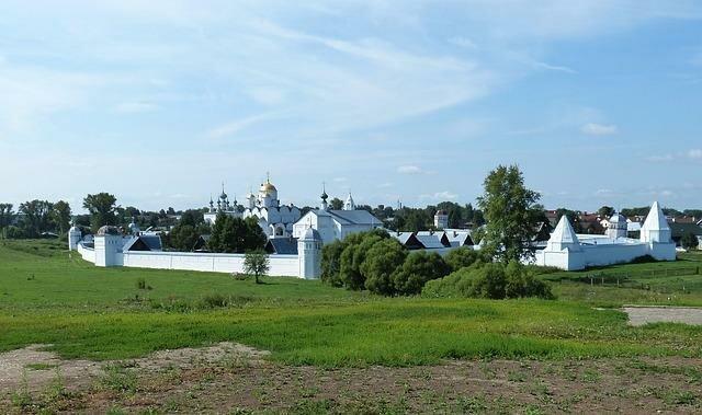 История города Суздаль в летописи России