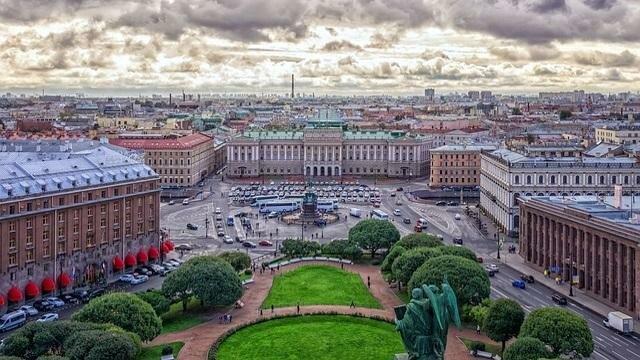Обзорная экскурсия в Санкт-Петербурге на видео