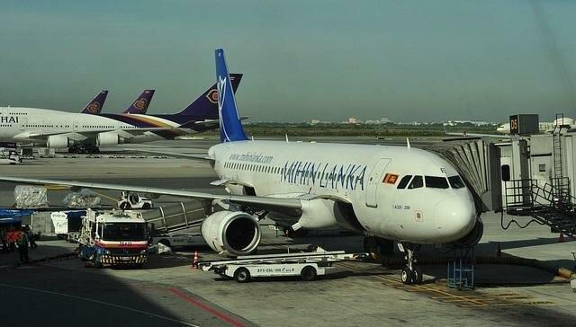 Самолёты на Шри-Ланку и Бали Аэрофлот