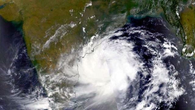 Циклон в Индии сильнейший за последние 20 лет